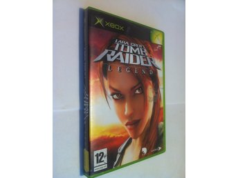 Xbox: Lara Croft: Tomb Raider/Tombraider Legend