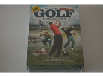 The Classic Golf Collection - DVD Box