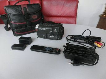Canon UC-X30 8 mm video camcorder