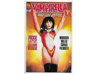 Vampirella 2nd Harris Series Preview Edition VF-NM