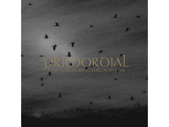 Primordial -The Gathering Wilderness dlp ltd 300 numbered co