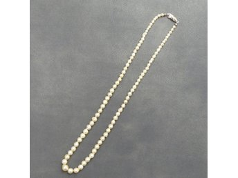 ᐈ Köp Odlade pärlor på Tradera • 62 annonser ab75ec618b317