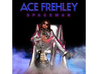 Frehley Ace: Spaceman (Purple/Ltd) (Vinyl LP + CD)