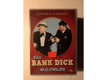The Bank dick/Inplastad/W.C. Fields