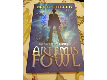 Artemis Fowl [1] - Engelska - Ungdomsbok - Science Fiction & Fantasy