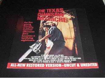 The Texas Chainsaw Massacre (Laserdisc)
