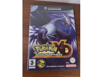 Nintendo gamecube pokemon XD gale of darkness