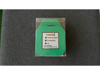 Icke gamla Tudor bil batteriladdare 12 volt-5 A. (360278227) ᐈ Köp på Tradera PO-68