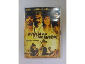 DVD - The Man Who Came Back