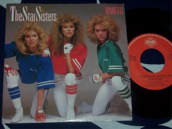 "STAR SISTERS THE - DANGER 7"" 1985"