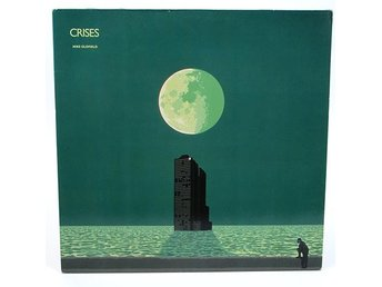 Mike Oldfield - Crises 205 500-620 LP 1983 - Viksjö - Mike Oldfield - Crises 205 500-620 LP 1983 - Viksjö
