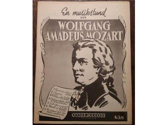 En musikstund med Wolfgang Amadeus Mozart - Hellerup - En musikstund med Wolfgang Amadeus Mozart - Hellerup