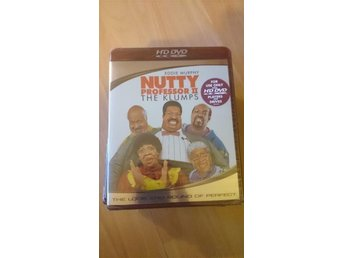 Nutty Professor 2: The Klumps HD-DVD (Den Galne Professorn 2)