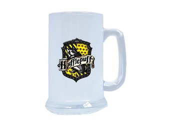 Harry Potter Hufflepuff frostat glas ölkrus,Harry Potter present