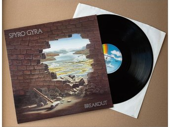 Spyro Gyra – Breakout – LP 1986 - Saltsjöbaden - Spyro Gyra – Breakout – LP 1986 - Saltsjöbaden