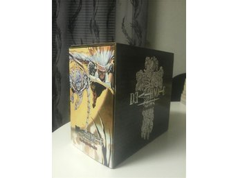 Death Note: Box Set - vol. 1-12 + bonus