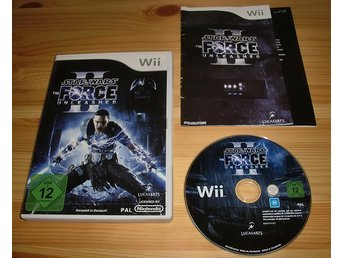 Wii: Star Wars the Force Unleashed II 2
