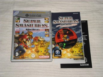 Nintendo GameCube: Super Smash Bros Melee