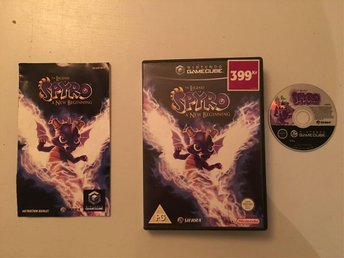 The Legend of Spyro a New Beginning Nintendo Gamecube