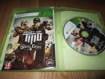 Xbox 360 Army of Tilio The devils.. Frifrakt