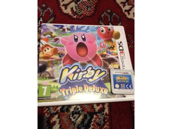 Kirby Planet Robobot+Kirby Triple Deluxe - århus - Kirby Planet Robobot+Kirby Triple Deluxe - århus