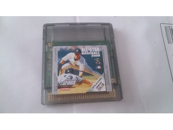 All-Star Baseball 2000 Till Game Boy Color - Kiruna - All-Star Baseball 2000 Till Game Boy Color - Kiruna