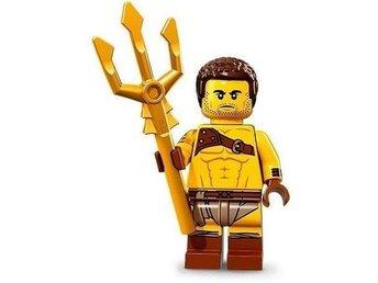 LEGO Minifigur Serie 17, Roman Gladiator, 71018 - åkersberga - LEGO Minifigur Serie 17, Roman Gladiator, 71018 - åkersberga