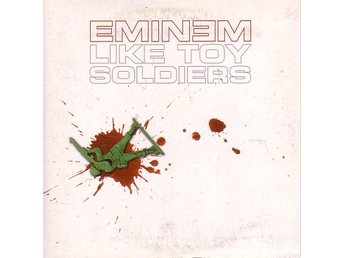 Eminem-Like toy soldiers/Just lose it (remix) / CD-singel