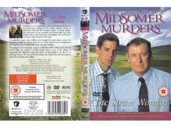 Midsomer Murders The Straw Woman 2003 DVD