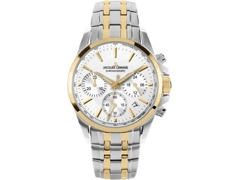 Klocka jacques lemans liverpool chrono bicolor 1-1752f  dampris 2790kr