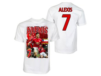 Alexis Sanchez sports t-shirt i polyester