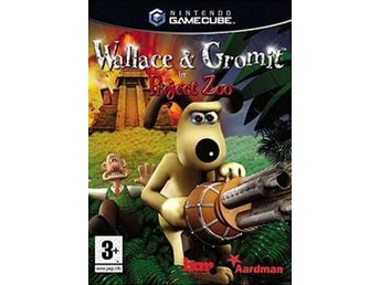Wallace & Gromit - Project Zoo - Nintendo Gamecube