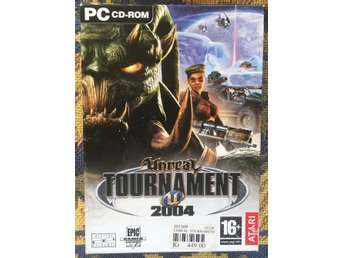 Unreal Tournament 2004 (PC BEG!)