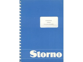 Servicemanual Storno Stornophone 7000