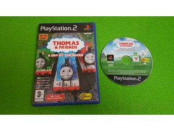 Thomas & Friends PS2 Playstation 2