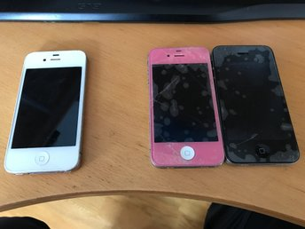 iPhone 4S 1st iPhone 4 2st