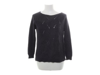 Zara Knit girls, Sweatshirt, Strl: 152, Blå