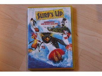 DVD - Surf´s up. Julklappstips