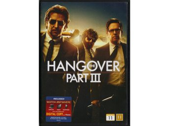 THE HANGOVER PART III - DVD
