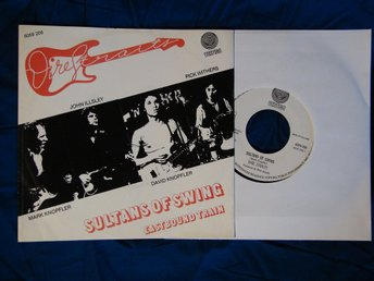 DIRE STRAITS - Sultans of swing Vertigo Holland -78 singel