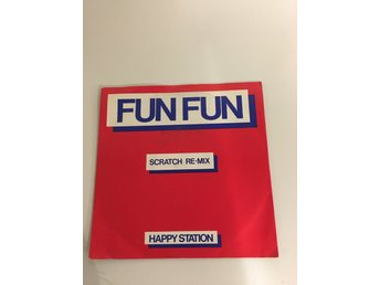 EP Fun Fun - Happy station scratch remix