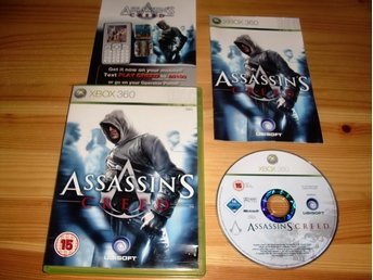 Xbox 360: Assassins Creed