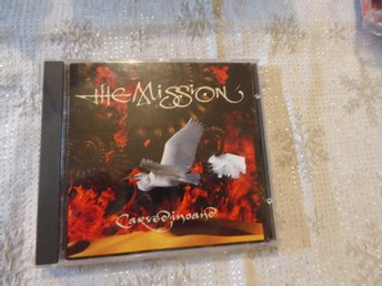 The Missions - Carved in sand - Wayne Hussey- Craig Adams - CD