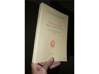 Thet Gothlendska Tungomålet (1732) Bok om Gotländska dialekt - Olofström - Thet Gothlendska Tungomålet (1732) Bok om Gotländska dialekt - Olofström