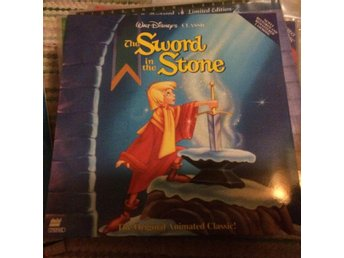 The Sword in the Stone (Disney) - Borås - The Sword in the Stone (Disney) - Borås