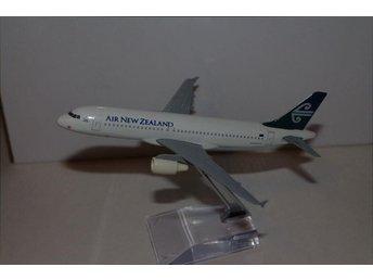 Air New Zealand Airbus A320. Skala 1/250 - Sollentuna - Air New Zealand Airbus A320. Skala 1/250 - Sollentuna