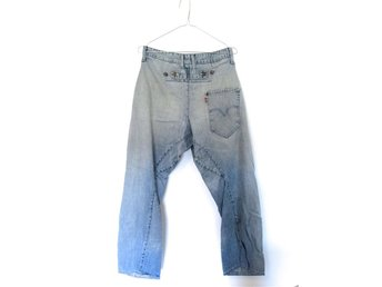 Levis jeans baggie med svängda sömmar - Göteborg - Levis jeans baggie med svängda sömmar - Göteborg