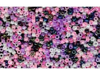 25 gram seed beads 10/0 (ca. 2 mm) - Frösön - 25 gram seed beads 10/0 (ca. 2 mm) - Frösön