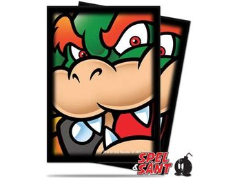 Ultra Pro Deck Protector Super Mario Collection Bowser 65 Pack