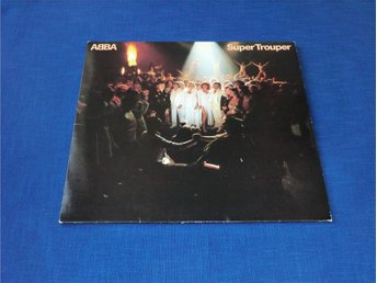 "ABBA: LP, ""SUPER TROUPER"""